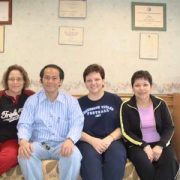 Priscilla, Jeannie & Linda